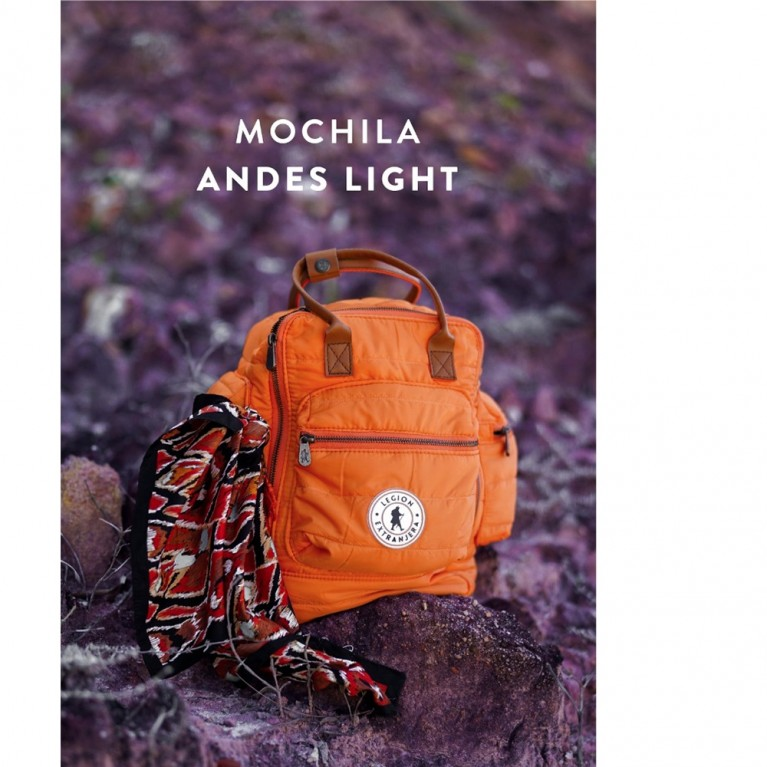 Andes Light naranja